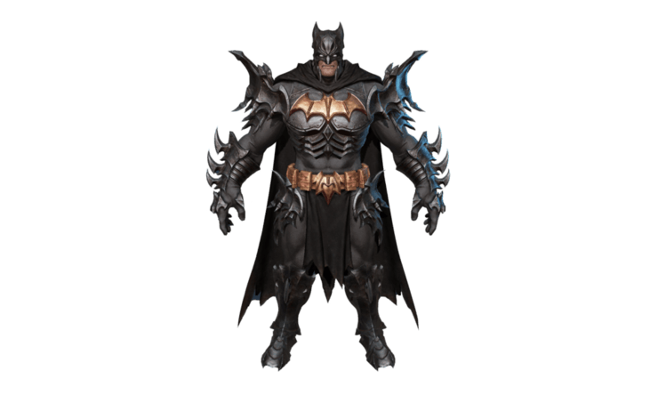 Batman Comes To Lineage II Revolution, For Real This Time!