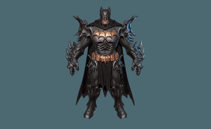 Batman kommt zu Lineage II Revolution, diesmal wirklich!