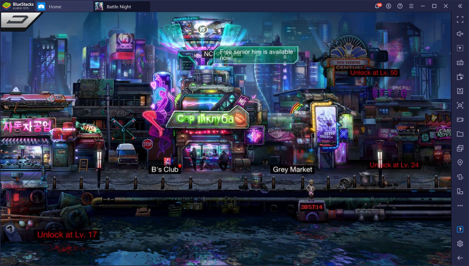 Battle Night: Cyber Squad – Using Our BlueStacks Tools to Easily Beat Your Enemies at Every Turn