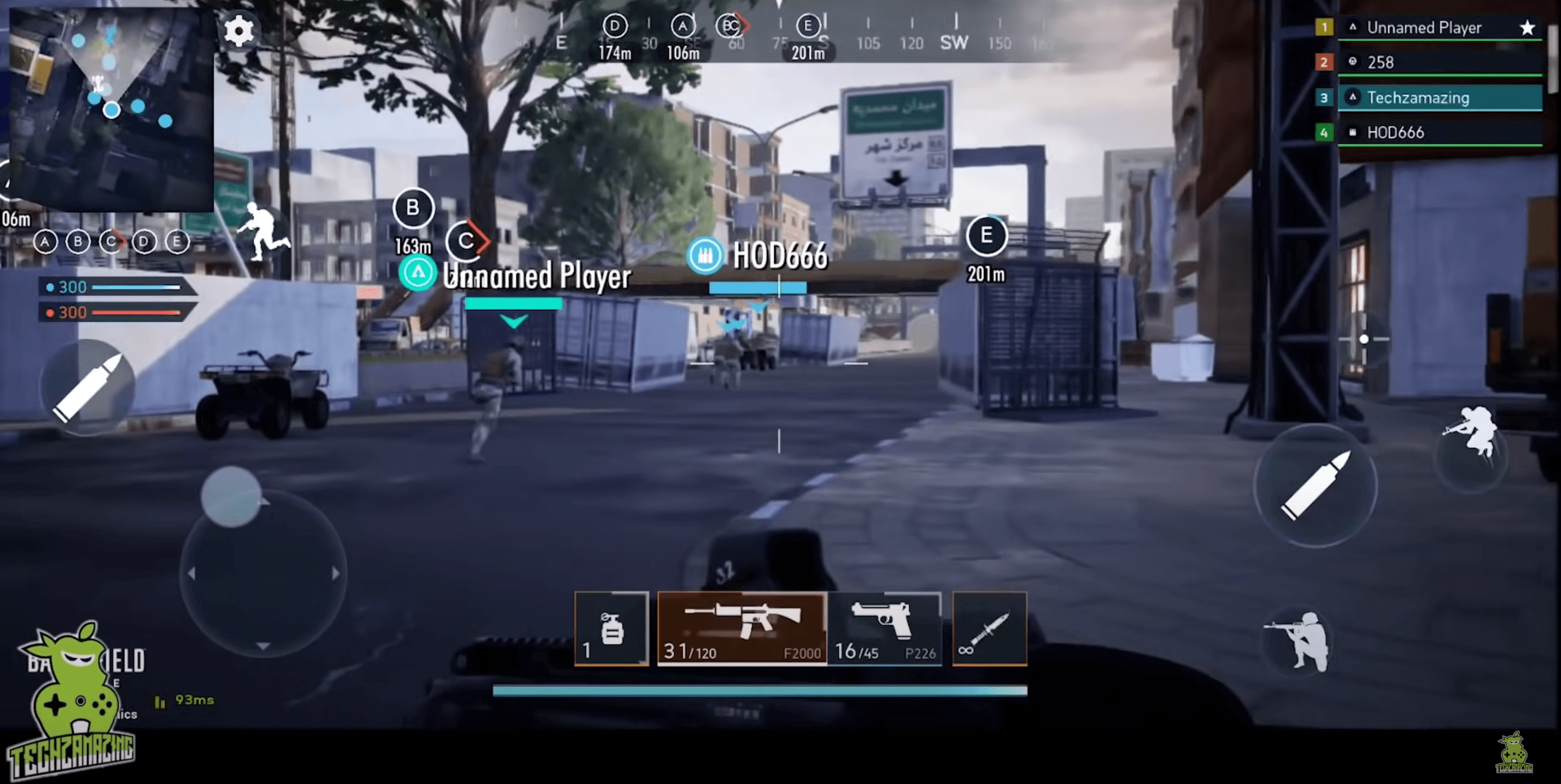 Battlefield Mobile's Southeast Asia Alpha Test Gameplay Footages Surface Online