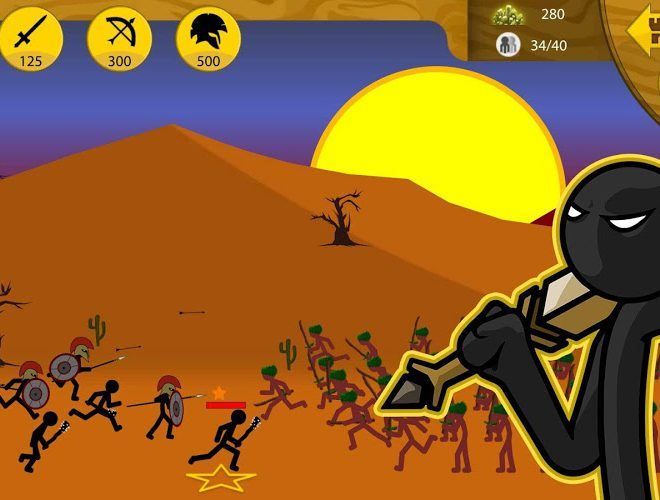 Играй Stick War: Legacy На ПК 12