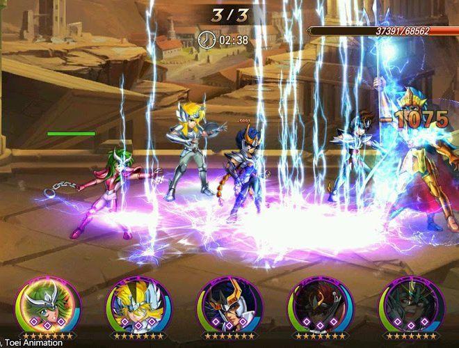 暢玩 聖鬪士星矢:銀河之魂(天賦降臨) PC版 7