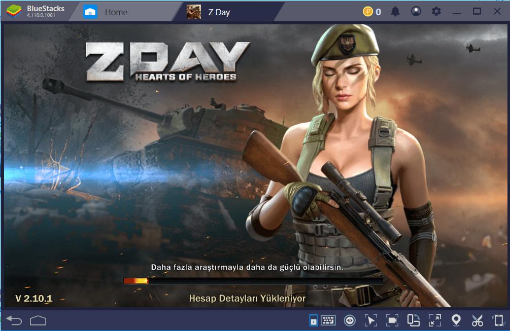 Z-Day: Hearts of Heroes: Yararlı Bilgiler ve Oyun Hikayesi