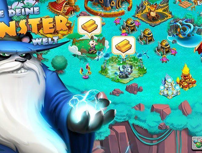 Spielen Monster Legends on PC 18