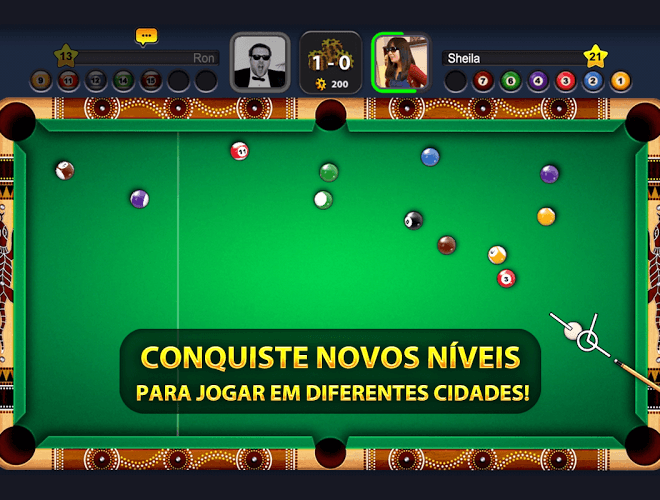 Jogue 8 Ball Pool para PC 10