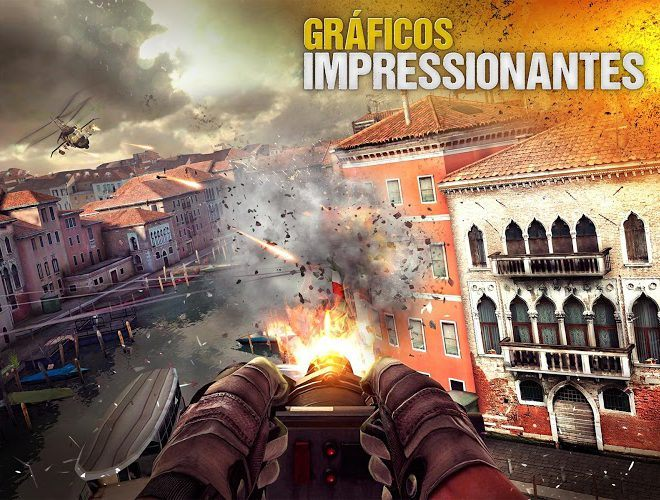 Jogue Modern Combat 5: Blackout para PC 6