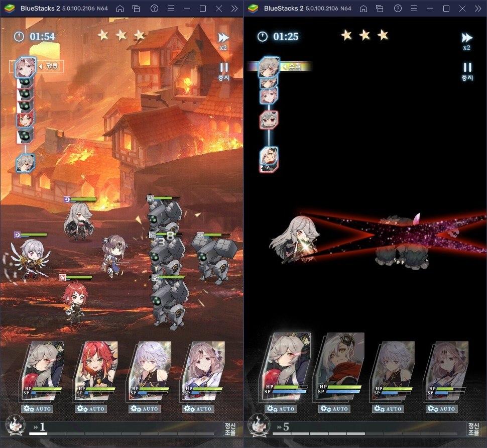 2차원 전략 RPG 비홍지경, 블루스택 앱플레이어와 함께라면 PC에서도 만날 수 있습니다