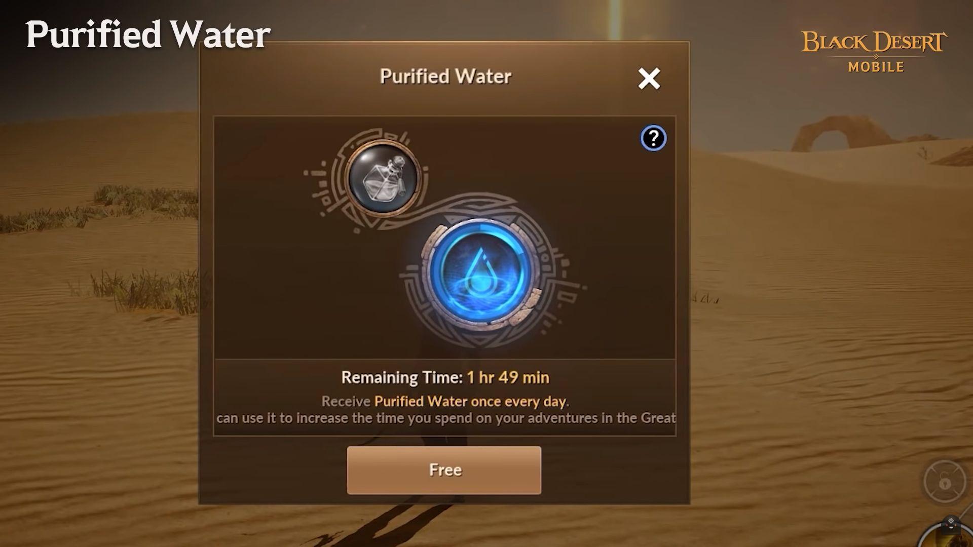 Black Desert Mobile – La Actualización del Gran Desierto le Permite a los Jugadores Explorar Una Gigantesca Área Nueva