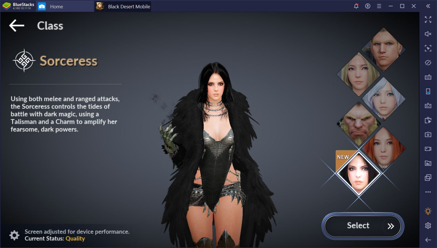 The New Sorceress Class in Black Desert Mobile - First Impressions and Tips
