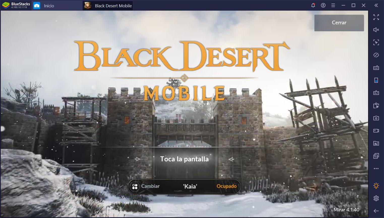 Black Desert Mobile - Qué Esperar de la Clase de Hechicera