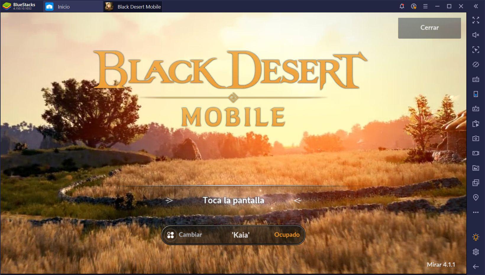 Black Desert Mobile - Trucos y Consejos Para Principiantes