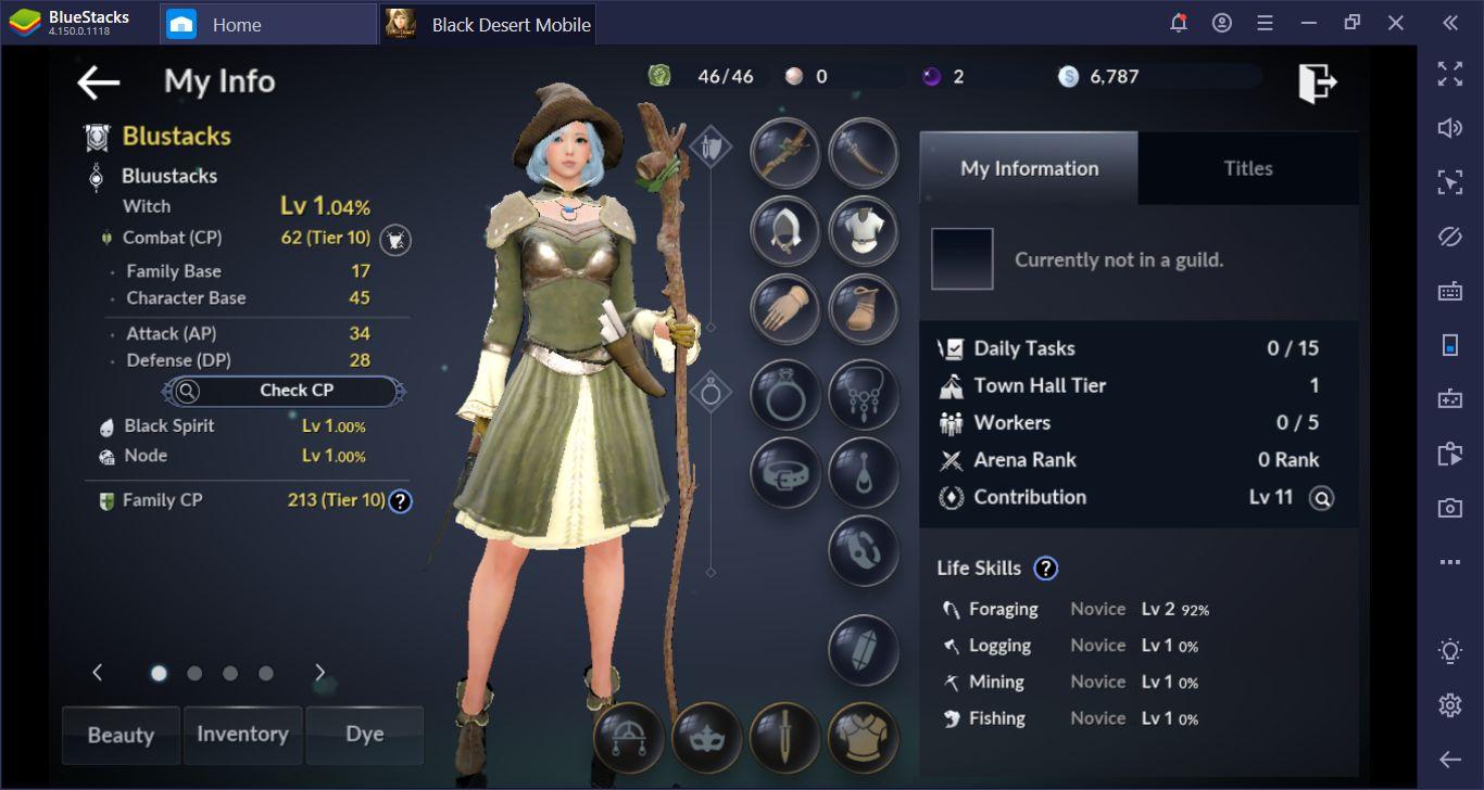 Black Desert M Kahraman Sınıfları Rehberi: Hangi Sınıfı Seçmelisiniz?