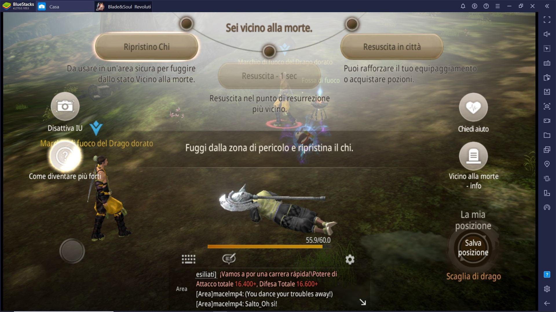 Le Basi del Combattimento in Blade and Soul: Revolution