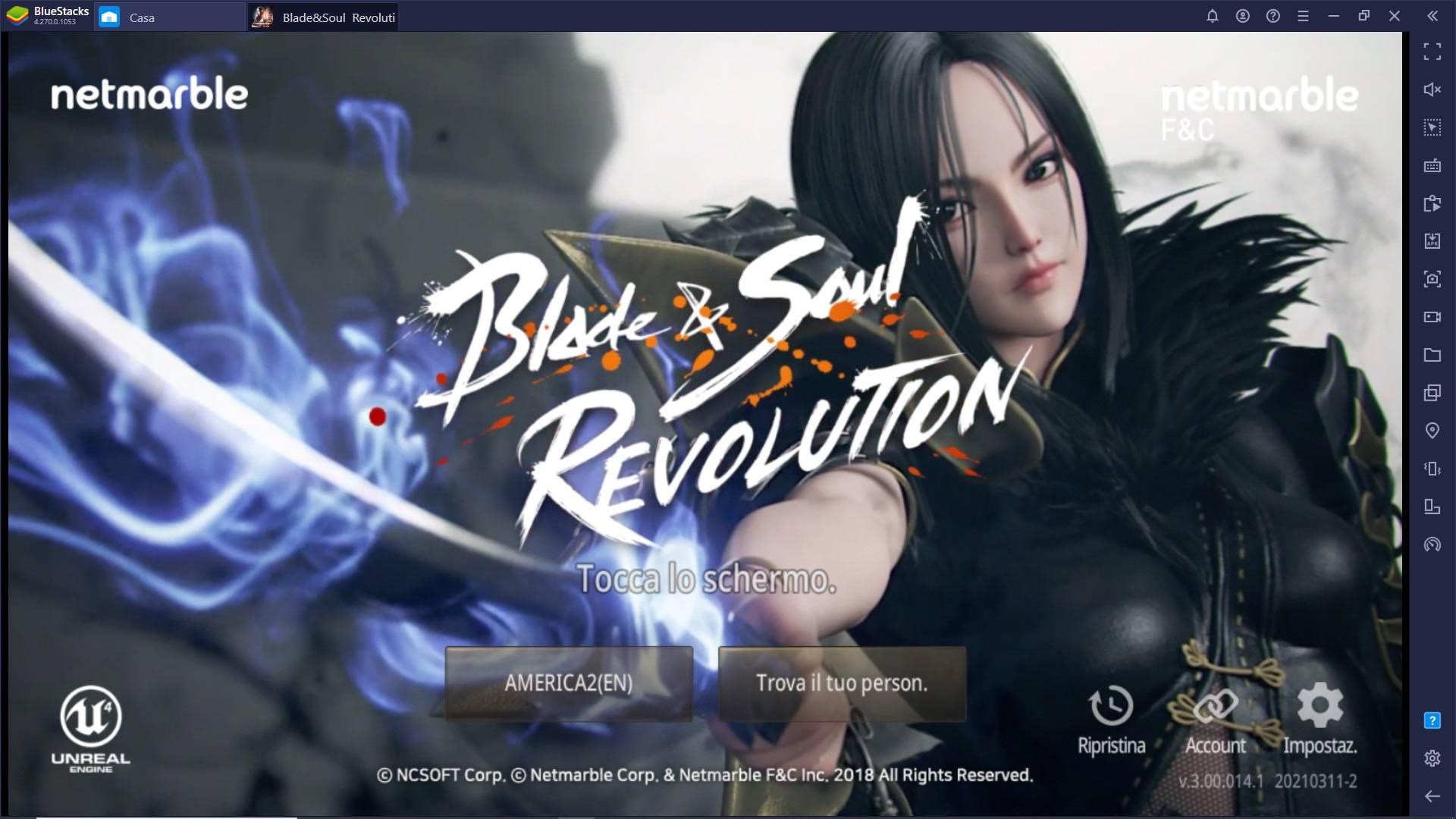 Guida alla scelta della Classe in Blade and Soul: Revolution