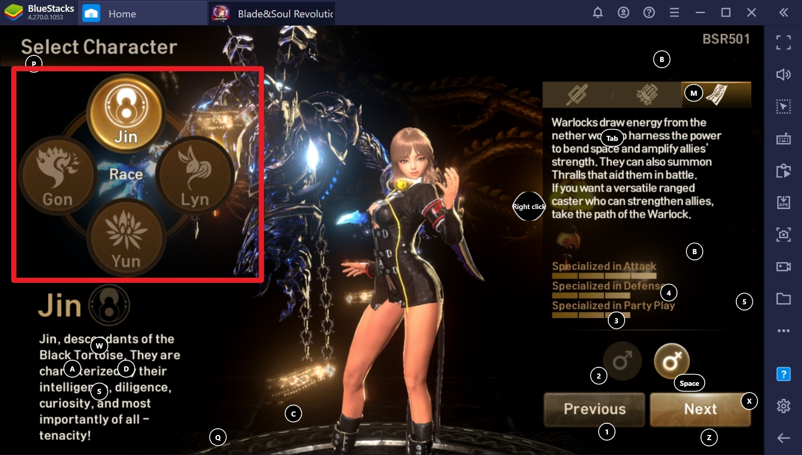 Blade and Soul Revolution: Beginners Guide with Important Tips to Level Up Fast