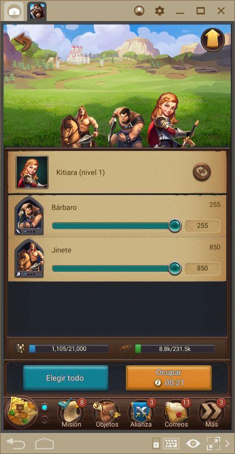Cómo Ser un Jugador F2P en Blaze of Battle (y no Morir en el Intento)