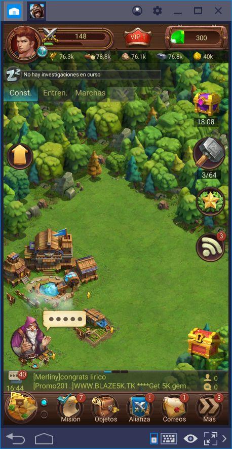 Blaze of Battle—Jugabilidad Versátil Para Jugadores Ocupados