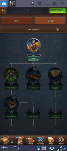 Guia de Pesquisa e Equipamentos em Blaze of Battle