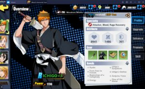 Tier List for Bleach: Immortal Soul on PC – The Best Characters You Can Summon