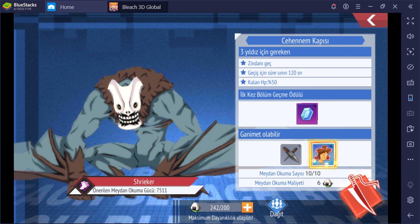 Yeni Başlayanlar İçin En Faydalı Bleach Mobile 3D İpuçları