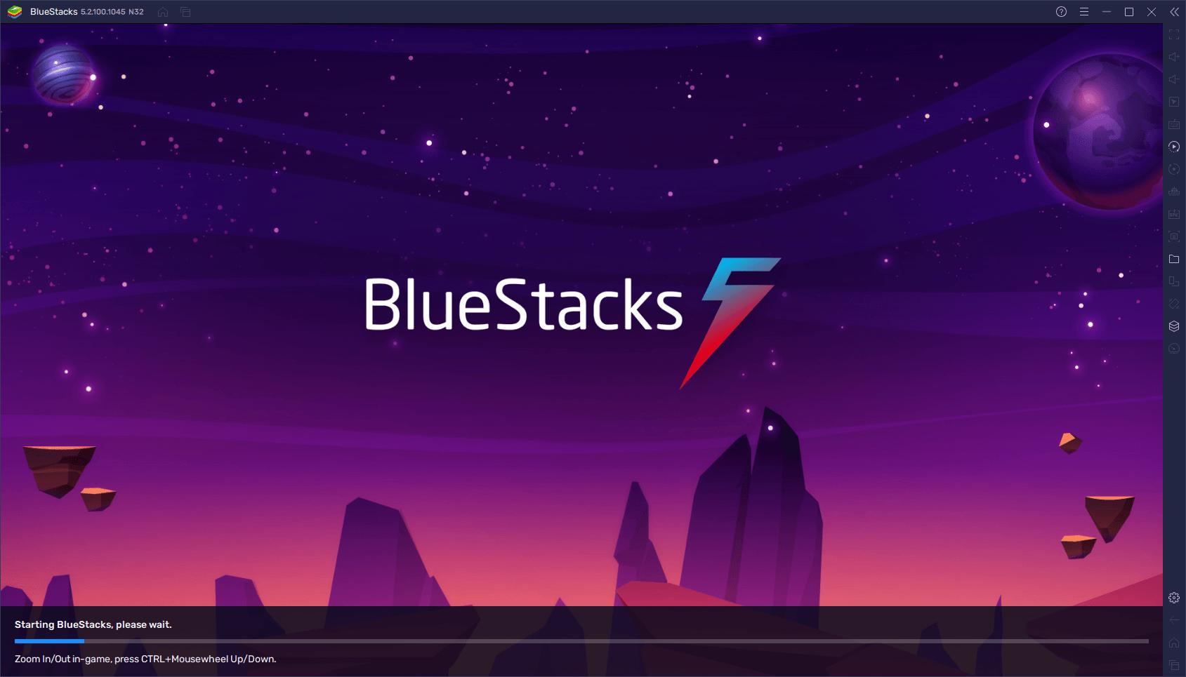 A última atualização do BlueStacks oferece suporte ao Android 9, junto com uma maior biblioteca de jogos