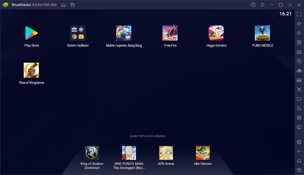 5 Game Mobile Terpopuler untuk Dinikmati di PC dengan BlueStacks 5