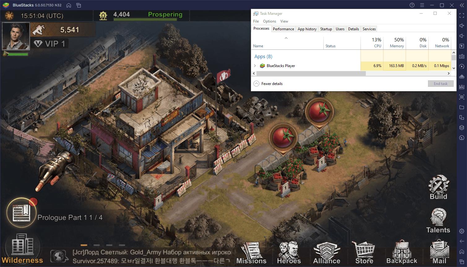 Функция обрезки памяти в BlueStacks 5 — гарантия отличной игры с минимальным использованием оперативной памяти