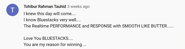 I commenti della community internazionale in vista dell'uscita di BlueStacks 5