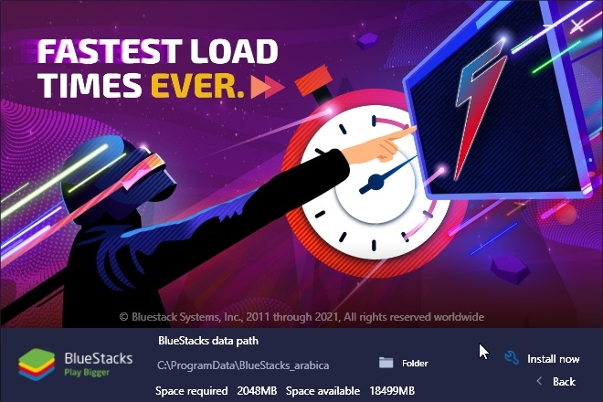 Cách tải BlueStacks 5 (Beta) trên Windows 7, 8, 10