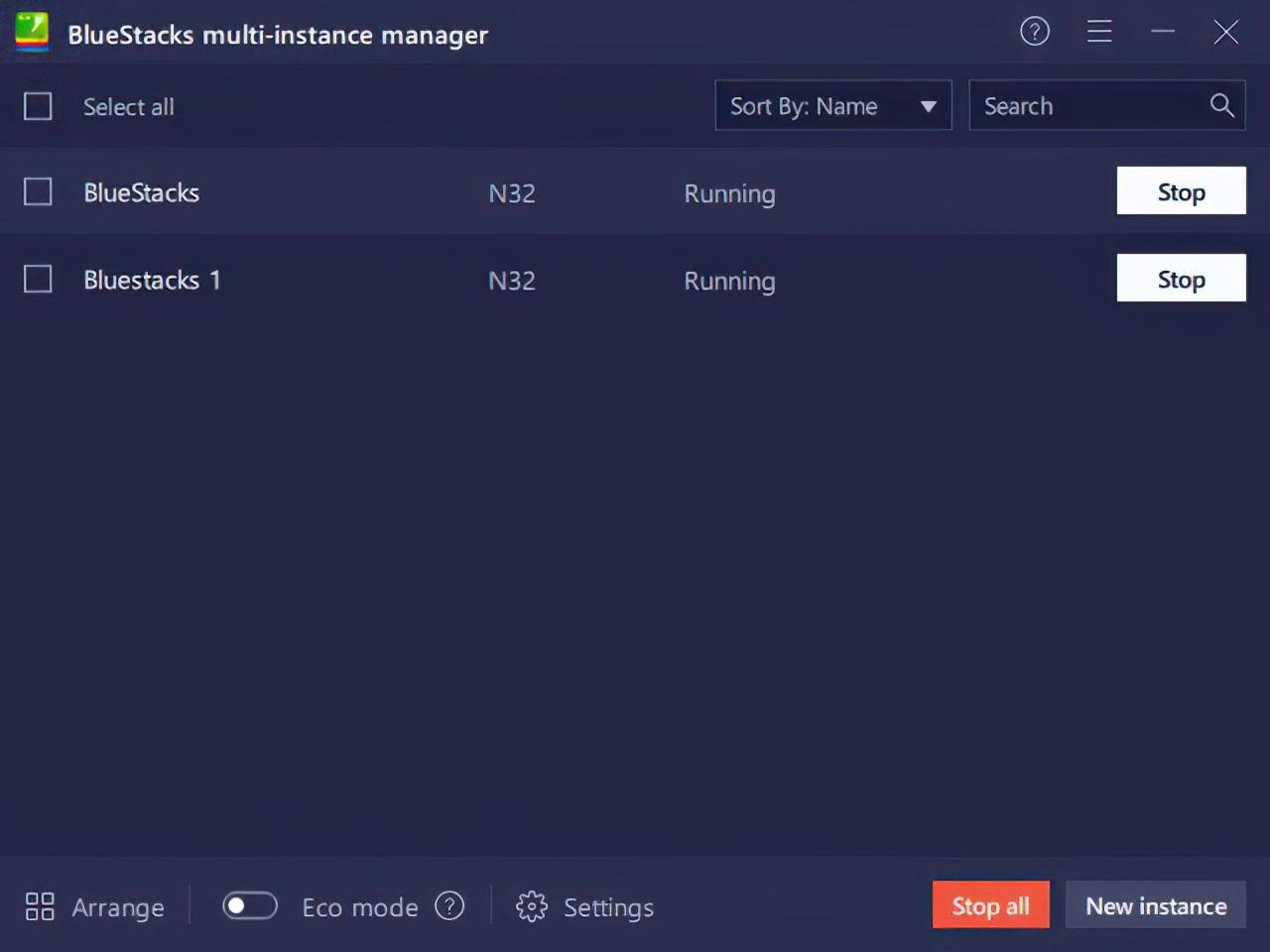 BlueStacks 5 – Der neue und verbesserte Multi-Instanzen-Manager