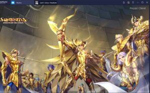 Play Saint Seiya Awakening on PC like never before with BlueStacks Macros