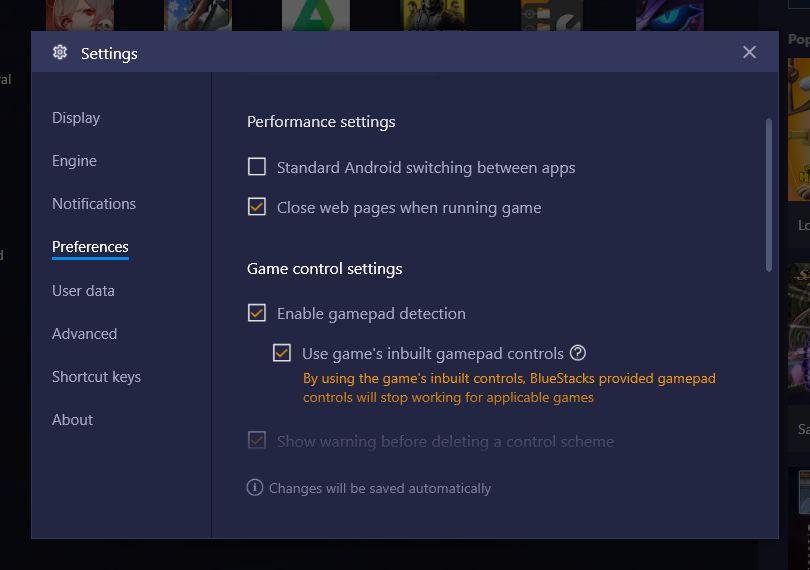 Native Gamepad Support - BlueStacks Gamepad Support Just Got Better!