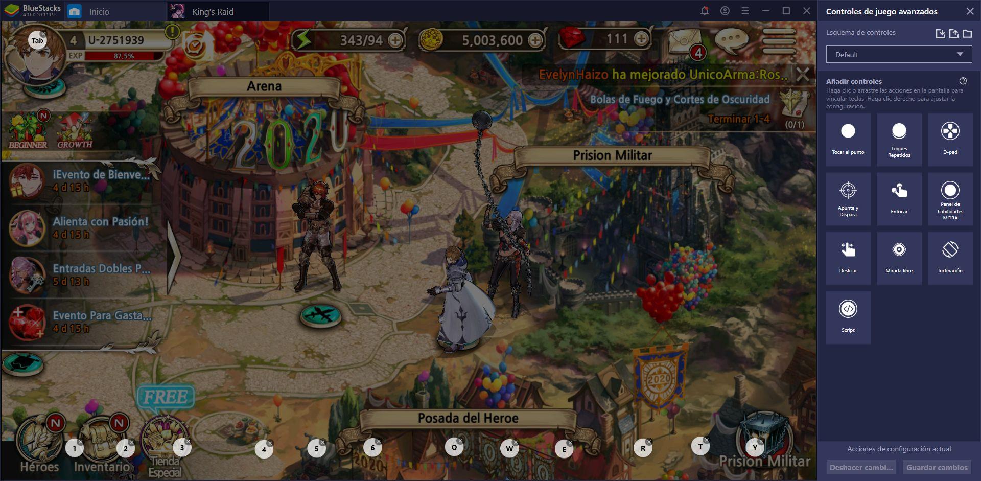 Scripts de BlueStacks - Automatiza tus Movidas en tus Juegos Favoritos de Android
