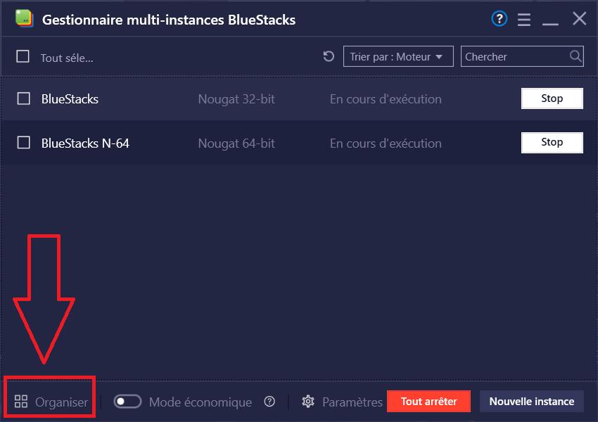 Le mode économique de BlueStacks – faites tourner plusieurs instances avec moins de ressources