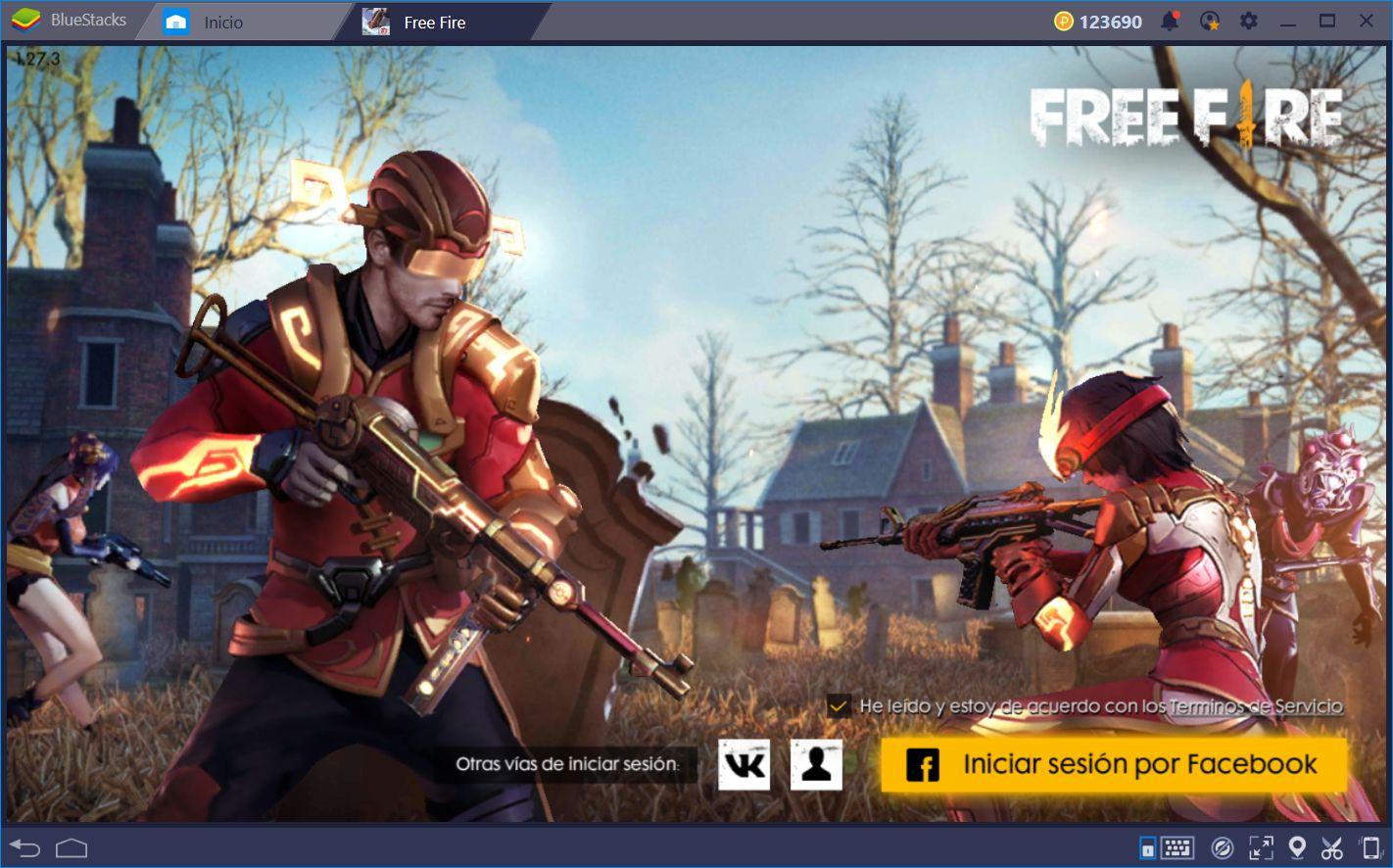Mantente Vivo en tus Battle Royale y FPS Favoritos con la Función de Mirada Libre
