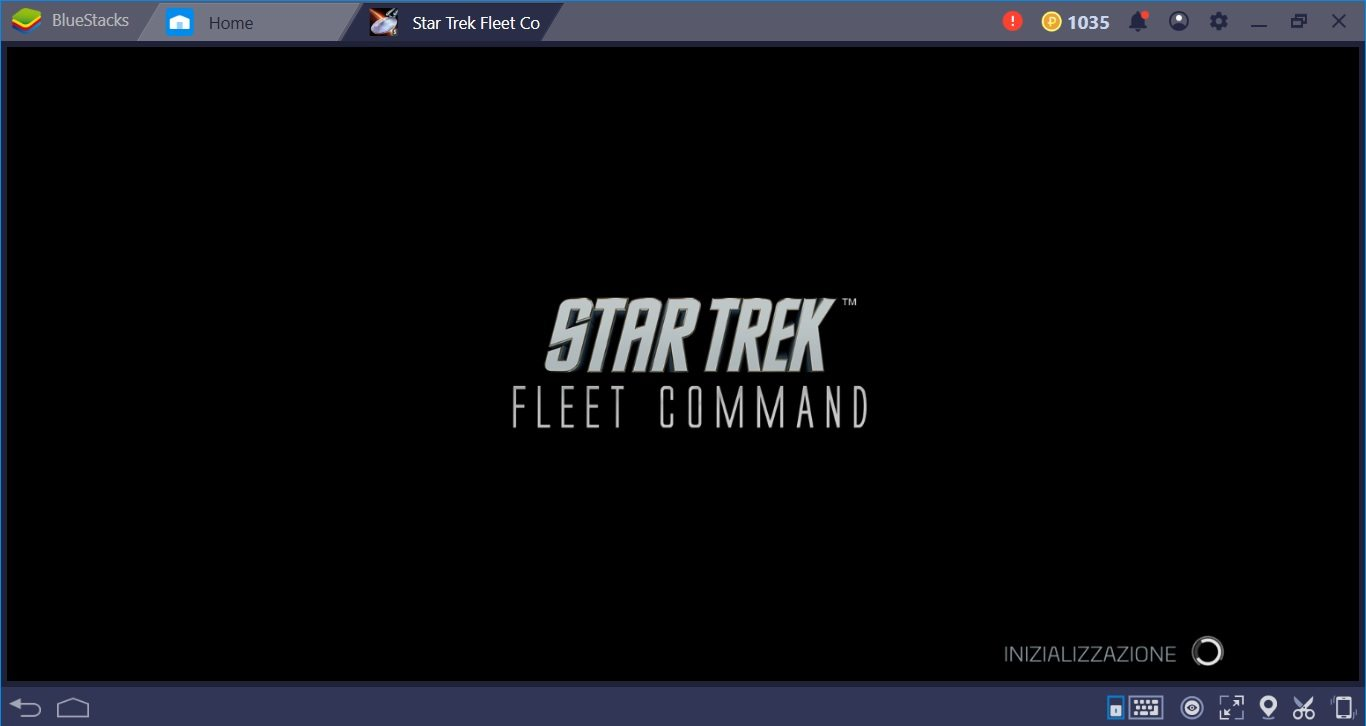 Gioca a Star Trek: Fleet Command con Bluestacks! Dettagli e Vantaggi