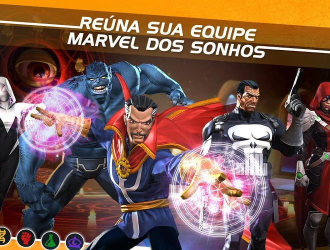 Jogue Marvel Contest of Champions para PC 16