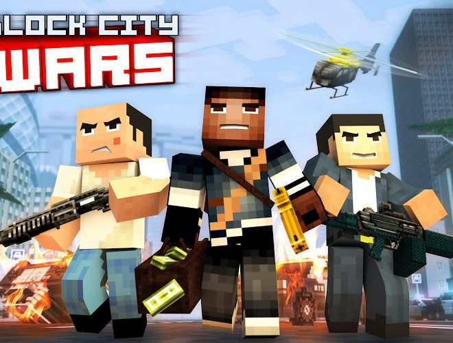 เล่น Block City Wars on PC 12