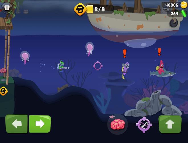 Играй Zombie Catchers На ПК 8