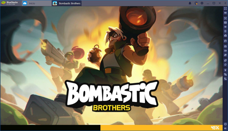 Bombastic Brothers: Disparos y Acción de Plataforma 2D