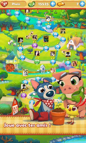 Jouez à  Farm Heroes sur PC 6
