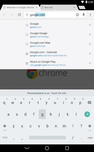 Chơi Chrome on PC 14