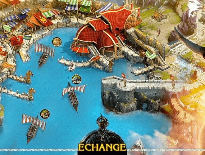 Jouez à  Vikings War of Clans sur PC 4