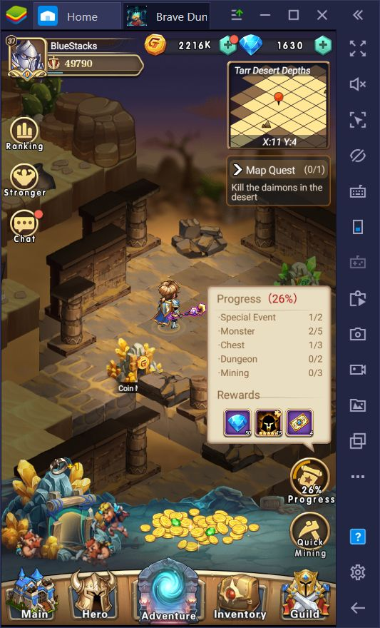 Beginner's Guide for Brave Dungeon: Roguelite IDLE RPG
