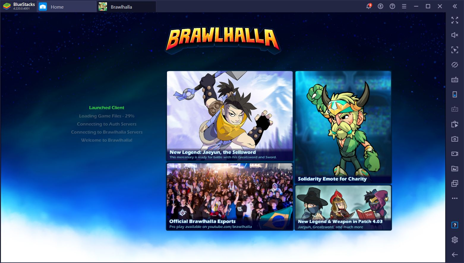 Brawlhalla on BlueStacks – Our First Impressions of the New Mobile Version