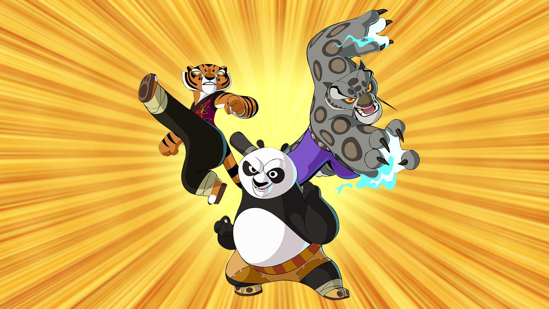 Kong Fu Panda Kinox.To