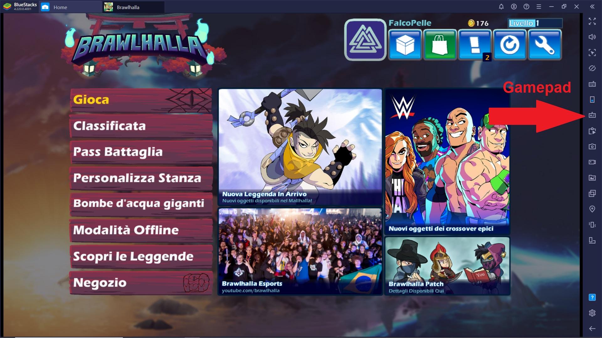 Brawlhalla Mobile è finalmente disponibile e puoi giocarlo su PC con Bluestacks