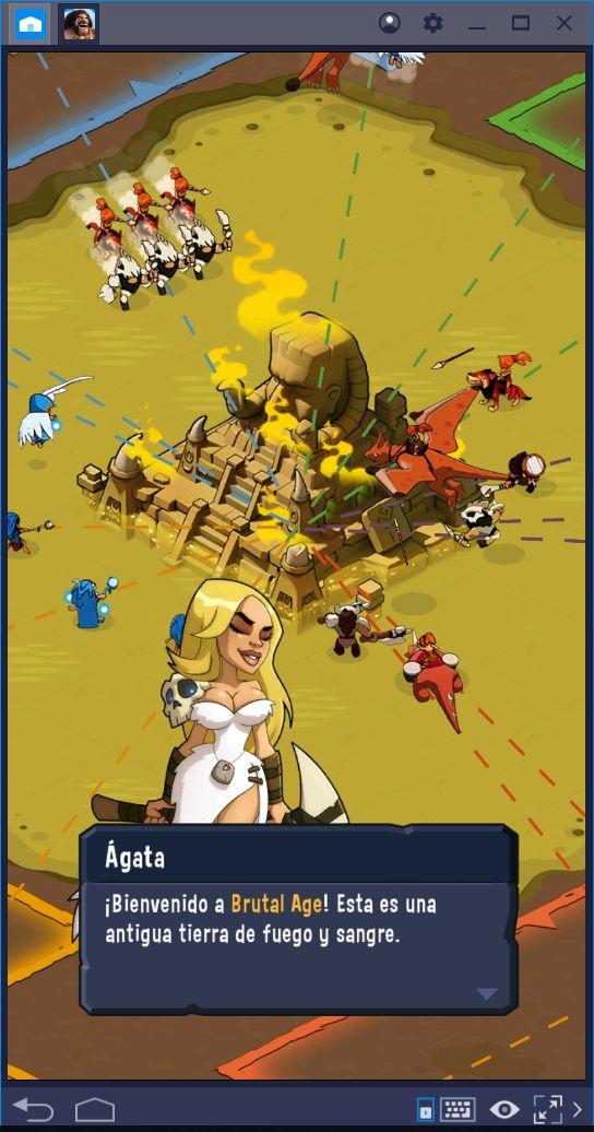 Brutal Age: Horde Invasion—Cuando la Conquista se Combina con la Barbarie