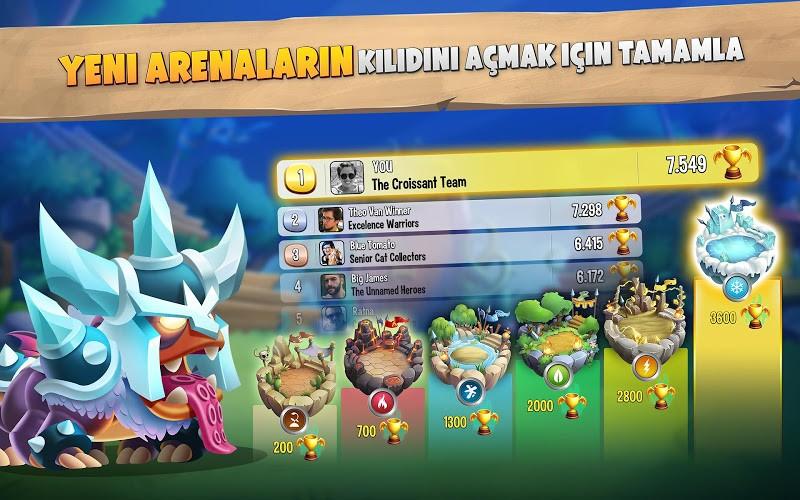 Dragon City  İndirin ve PC'de Oynayın 18