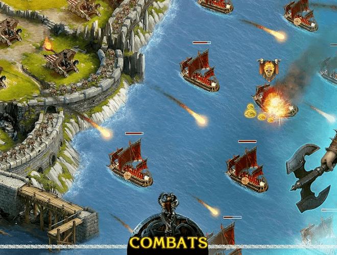 Jouez à  Vikings War of Clans sur PC 6